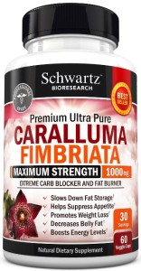 Appetite Suppressant Pure Caralluma Fimbriata Extract