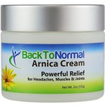 Back To Normal Arthritis and Joint Relief Cream