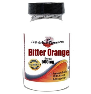 Bitter Orange Extract 500mg- 180 Capsules