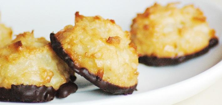 Choco Vegan Macaroons