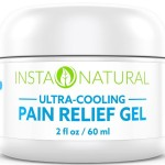 InstaNatural Pain Relief Cream with Menthol and Arnica