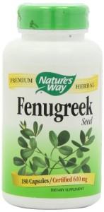 Natures Way Fenugreek Seed