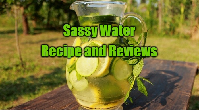Make flat belly diet sassy water