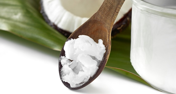 Use coconut oil topically and internally