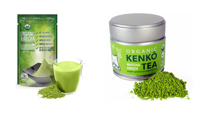 Best green tea matcha powder