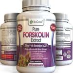 BioGanix - Pure Forskolin Extract