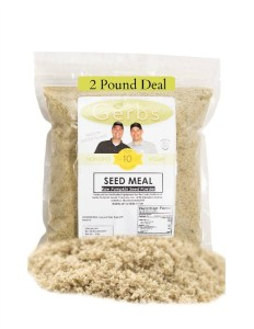 Ground Raw Pumpkin Seed Meal By Gerbs