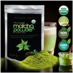 Joyfuel - Matcha Green Tea Powder