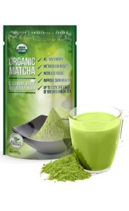 Kiss Me Organics - Matcha Green Tea Powder