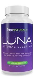 LUNA-Natural Sleep Aid