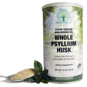 Natural Nutra - Premium Whole Psyllium Husk Powder