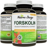 Natures Design - Pure Forskolin Extract