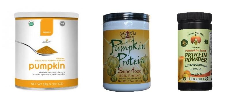 how to use pumpkin seed powder