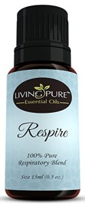 Respiratory Essential Oil & Sinus Relief Blend