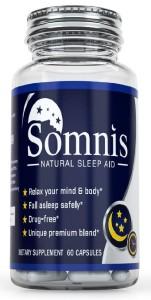 Somnis- Natural sleep aid