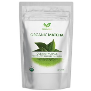 TerraVerve - Matcha Green Tea Powder