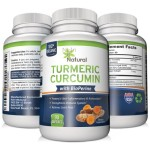 eNatural Organic Turmeric Curcumin Supplements