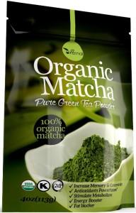 uVernal - Organic Matcha Green Tea Powder