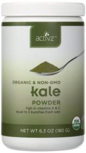 Activz - Organic Powder Kale