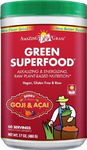 Amazing Grass Green Super Food Berry