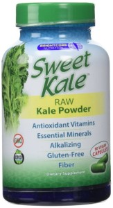 Brightcore Nutrition Sweet Kale RAW