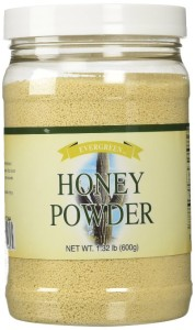 Evergreen - Honey Powder