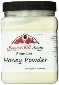 Hoosier Hill Farm Premium Honey Powder
