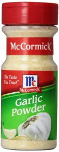 McCormick Garlic Powder 2