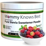 Pure Stevia Powder Extract Sweetener