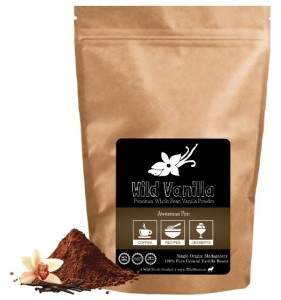 Wild Foods - Vanilla Bean Powder