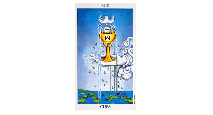 Ace of Cups Tarot Card – Meaning, Love, Reversed